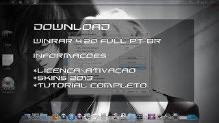 [Download] Winrar 4.20 32 e 64 - Bits (x86 And x64) ᴴᴰ