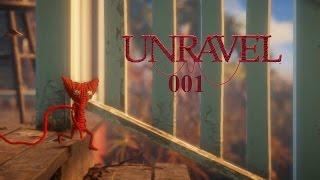 UNRAVEL #001 - Yarny
