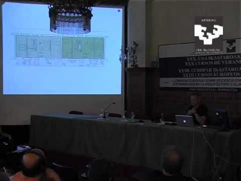 EESAP2. Andreas Hofer, Arquitecto
