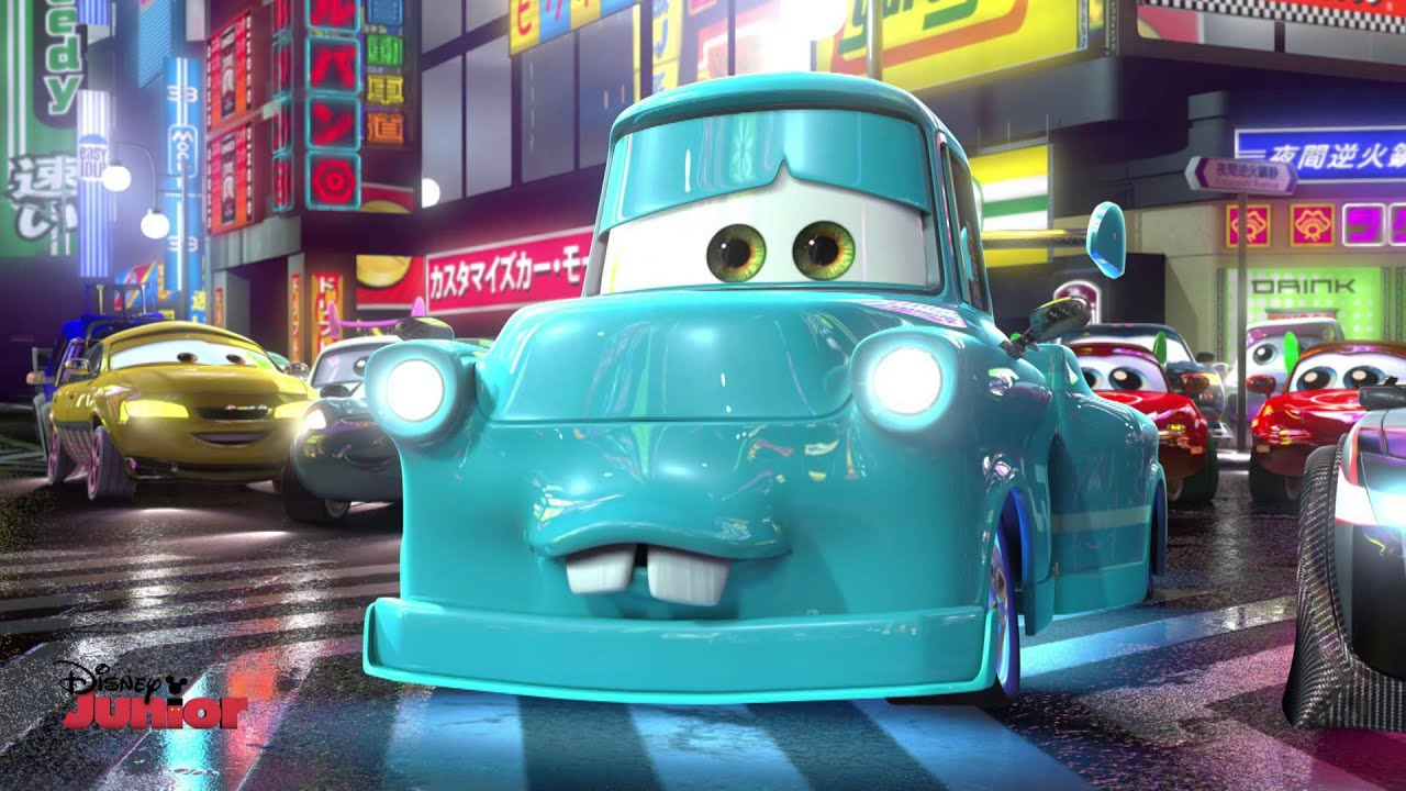 Cars Toon Uk