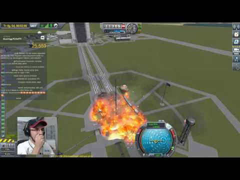 Testando naves dos inscritos! - PesteStream - Kerbal Space Program