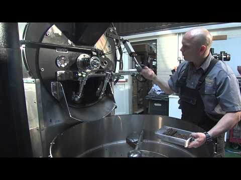 Freshpac Coffee Bean Roasting Process