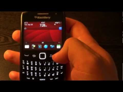 2 ways how to unlock Blackberry Curve 9370 9380 without sim card AT&T Verizon T-mobile Rogers