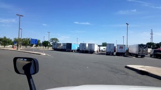 BigRigTravels LIVE! Interstate 95 Southbound New York City, New York