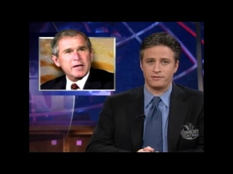 7 Iconic Jon Stewart 'Daily Show' Moments...