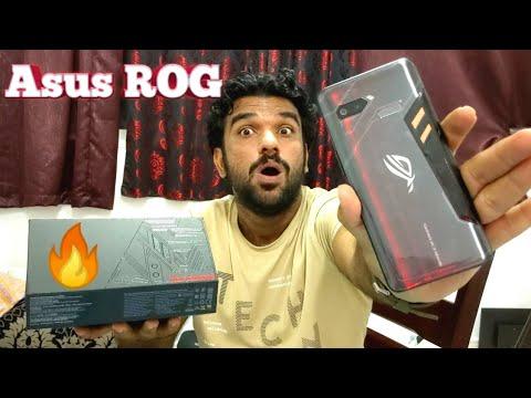 Hindi | Asus ROG Unboxing. 🔥🔥Gaming Phone Next Level 🔥🔥