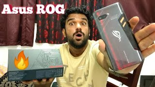 Hindi | Asus ROG Unboxing. 🔥🔥Gaming Phone Next Level 🔥🔥