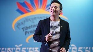 Raju Lama singing Tibetan song