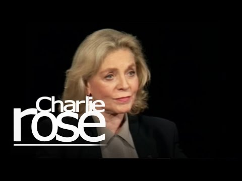 Lauren Bacall on Humphrey Bogart (Oct. 7, 1994) | Charlie Rose
