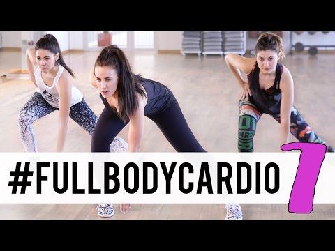 Entrenamiento completo para tonificar todo el cuerpo | 45 minutos Full body cardio 7