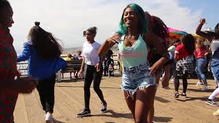 Joffrey Summer of Hip Hop 2018 Flash Mob - Los Angeles, California