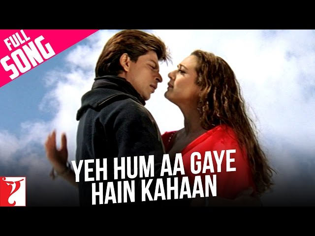 Yeh Hum Aa Gaye Kahan  - Song - Veer-Zaara Travel Video