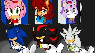 Sonic Shadow And Silver Just A Faded Dream