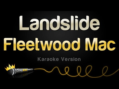 Fleetwood Mac - Landslide (Karaoke Version)