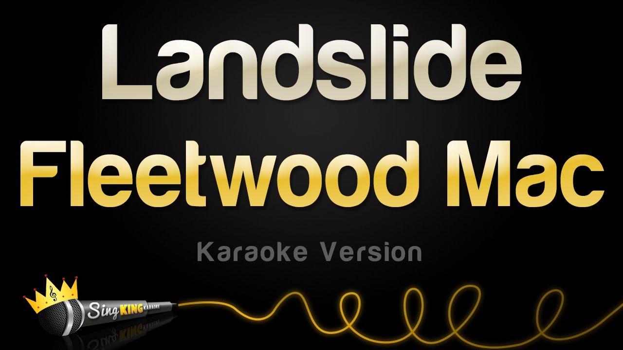Fleetwood Mac - Landslide (Karaoke Version)