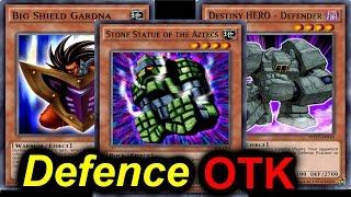 Demise Defence OTK - 18k DMG with DEFENCE Monster - Suicide Compilation [Yugioh]