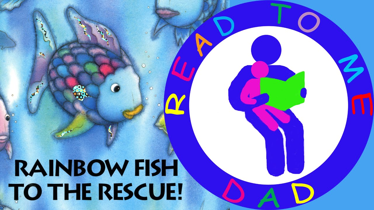 Rainbow fish to the rescue youtube for Rainbow fish to the rescue