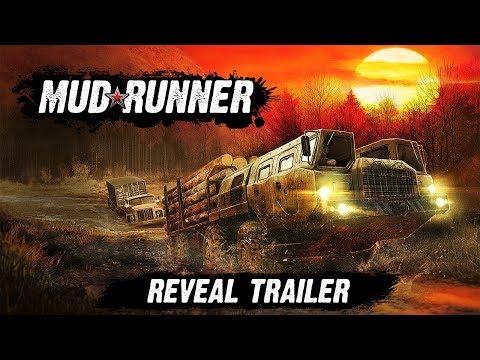 MudRunner - Reveal Trailer