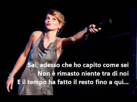 Alessandra Amoroso - NIENTE+TESTO