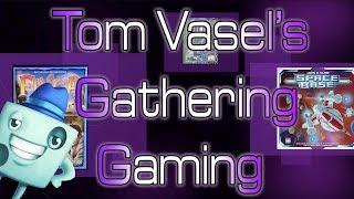 Tom Vasel's Gathering Gaming (Space Base)