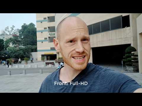 Realme 5 Video Test (Full-HD, 4K, Frontkamera)