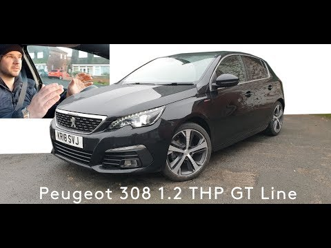 Peugeot 308 1.2 THP 130 GT Line Review