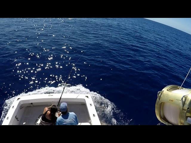 Hula Girl Sport Fishing Charters in Kona Hawaii