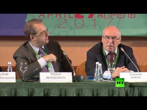 صحفيو -الدول الإسلامية ضد التطرف- يلتقون في موسكو