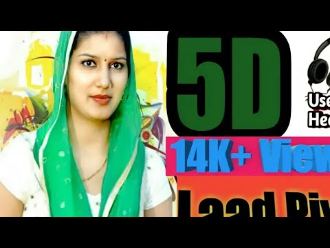 3D Audio   Laad Piya Ke   Sapna Chaudhry   Raju Punjabi   Binder Danoda   Haryanvi Song