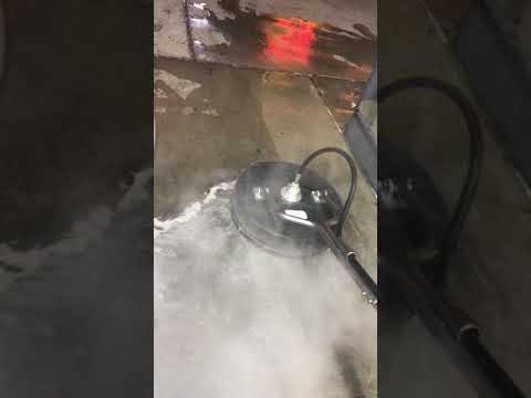 (2018) Gas Station Cleaning Los Angeles Curb Appeal Power Clean property services