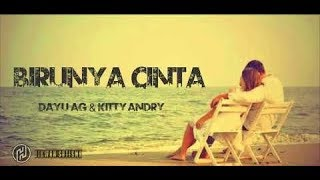 Cover images Birunya Cinta by Dayu AG & Kitty Andry