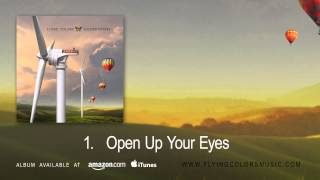 Flying Colors - Open Up Your Eyes (Second Nature)