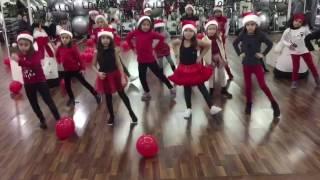 Jingle Bell Rock - Hilary Duff - Zumbakids Lebanon