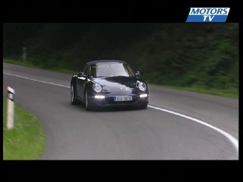 Car Test: PORSCHE 997 CARRERA S