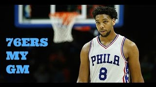 Nba 2k16 76ers my gm ep: 1 - best trade ever???