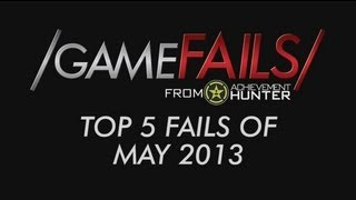 Game Fails_ Best fails of May 2013