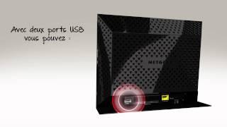 Routeur R6300 Wi-Fi de Netgear - un monde exaltant!