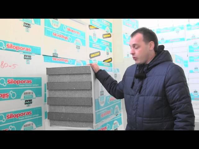 Polistireninis putplastis - Kauno šilas, UAB
