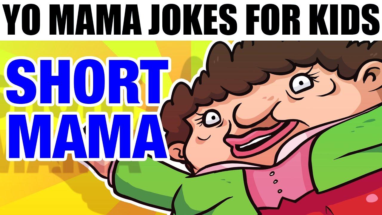 YO MAMA FOR KIDS Short Jokes