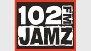 WJHM 102 Jamz Orlando - Feb 1991
