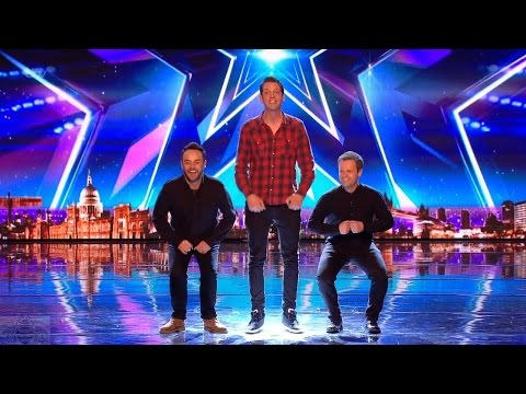Britain's Got Talent 2017 Jonny Awsum More than just a Comedian Full Audition S11E02