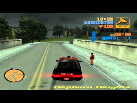 Let's Play GTA 3 [HD] [Deutsch] [Blind] Part 1 von YouTube · Dauer:  55 Minuten 34 Sekunden