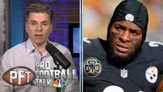 Le'Veon Bell to Eagles a real possibility? | Pro Football Talk | NBC Sports