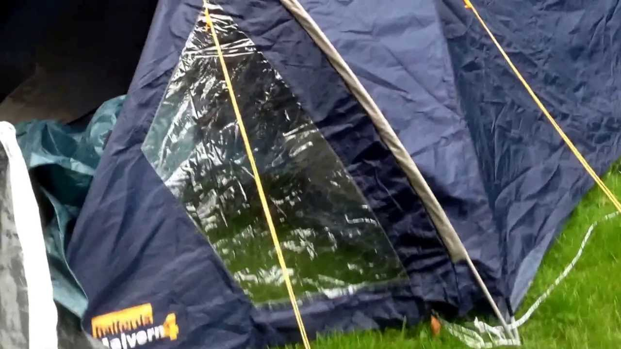HALFORD MALVERN TENT REVIEW Sep 20 2015 & HALFORD MALVERN TENT REVIEW Sep 20 2015 - YouTube