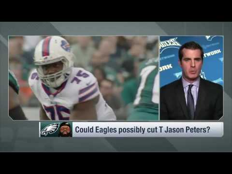 Will the Eagles consider cutting Jason Peters   Feb 17, 2017