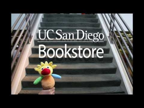 Summertime fun inside the UCSD Bookstore