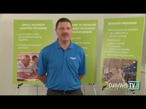 Business Conservation Programs on PowerStreamTV
