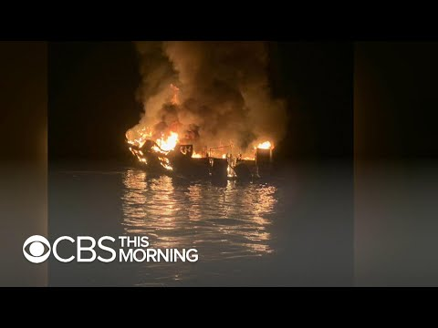 "At least 25 dead in California boat fire: ""You can only imagine the horror"""
