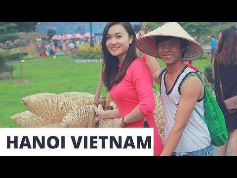 Hanoi Vietnam Travel 2017| Old Quarter View Hanoi Hostel | Beer Street | Old Quarter Hanoi
