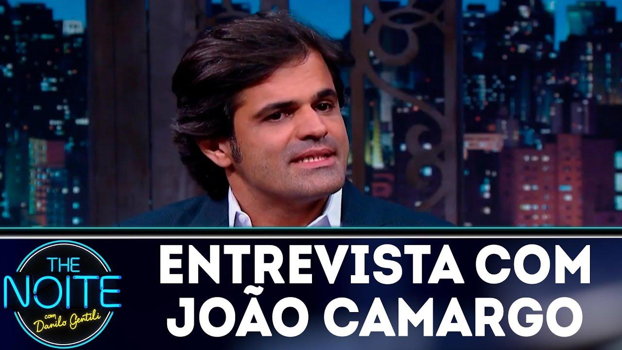 Entrevista com João Camargo | The Noite (07/05/18)
